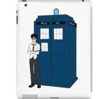 Doctor Potter iPad Case/Skin