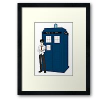 Doctor Potter Framed Print