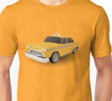 Taxi !!! Unisex T-Shirt