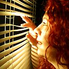 Rusana at the window IV by ARTistCyberello