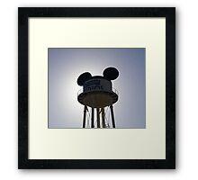 Walt Disney Studios, Paris Framed Print