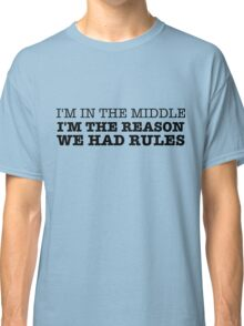 In The Middle Classic T-Shirt