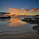 Emerald Beach Sunrise by Mark Snelson