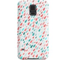 Rainy Day Pattern Samsung Galaxy Case/Skin