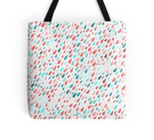 Rainy Day Pattern Tote Bag