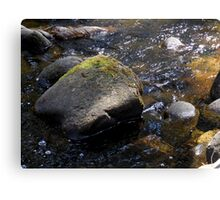 Granite Strong Canvas Print