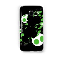 Super Smash Bros. Yoshi Silhouette Samsung Galaxy Case/Skin