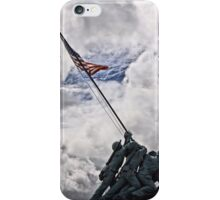 Iwo Jima Memorial iPhone Case/Skin