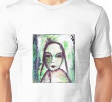 Sometimes it was difficult to think... Unisex T-Shirt