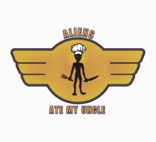 Aliens Ate My Uncle by Vince Fitter
