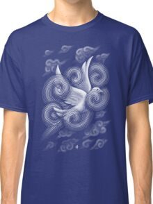 Crossing Clouds Classic T-Shirt
