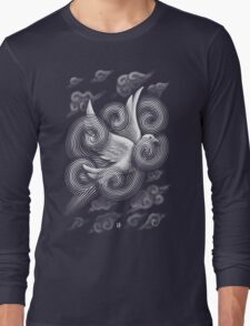 Crossing Clouds Long Sleeve T-Shirt