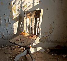 One Chair, One Window by MClementReilly