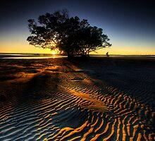 On The Beach by Chris Lofqvist