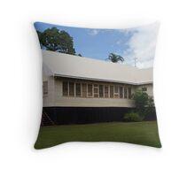 Tiwi Island Church Throw Pillow