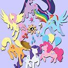 Circle of Friendship by jewlecho