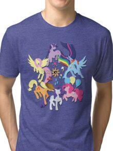 Circle of Friendship Tri-blend T-Shirt