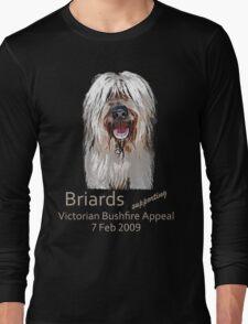 Briards Bushfire Appeal Long Sleeve T-Shirt