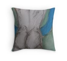 You in Detail Throw Pillow