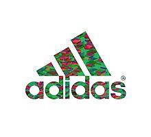 Adidas Logo Edit Photographic Print