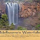 Melbourne's Waterfalls - 314 Waterfalls within 100km of Melbourne, Volume One - Western Waterfalls by Travis Easton