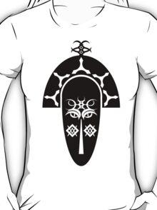 African Mask... T-Shirt