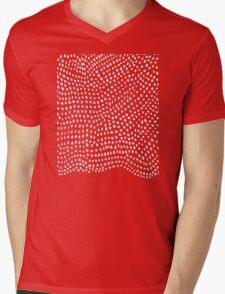 Ink Brush #2 Mens V-Neck T-Shirt