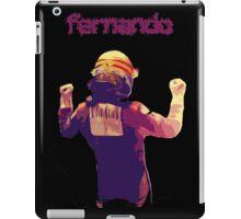 Fernando Alonso Korea 2010 Win iPad Case/Skin