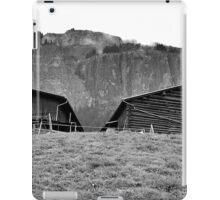Farmhouse Grisons iPad Case/Skin