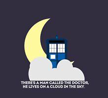 Tardis In The Sky Unisex T-Shirt