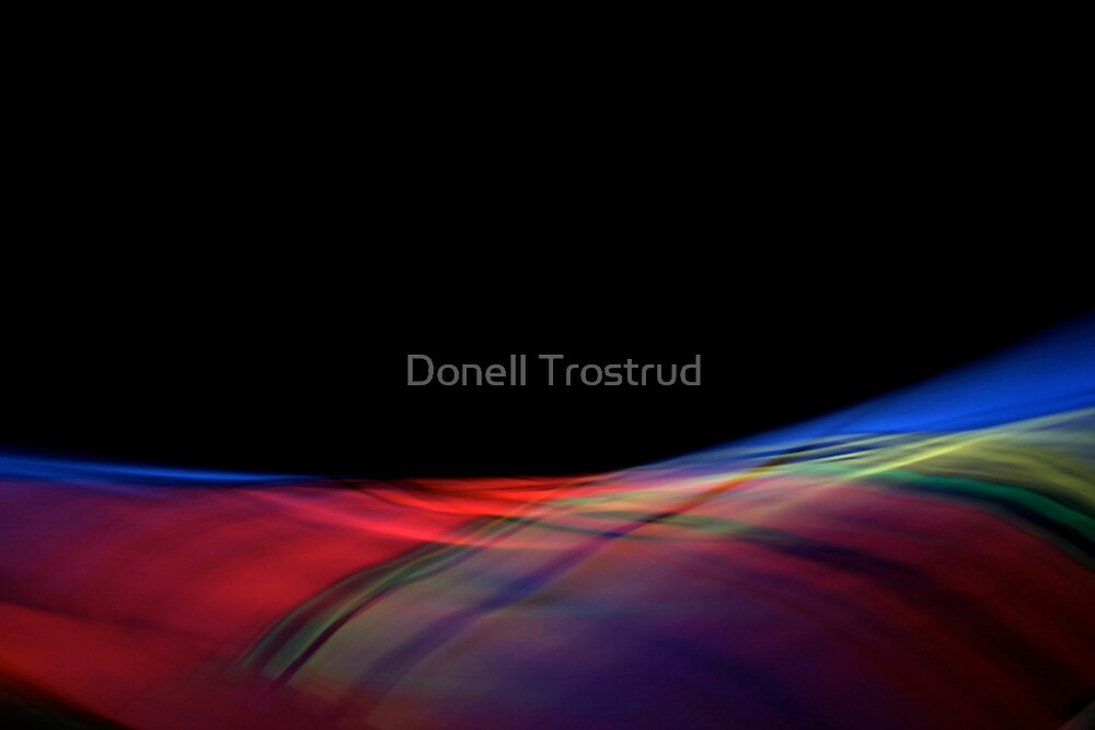 Electric Blanket by Donell Trostrud