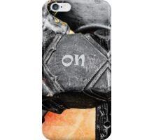 Medieval knight - On Off iPhone Case/Skin