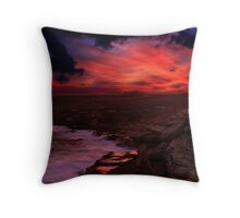 Opal and Pearl Throw Pillow