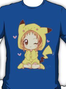 Pikachu Girl! ♥ T-Shirt