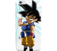 MINI GOKU PRODUCT, DRAGON BALL Z iPhone Case/Skin