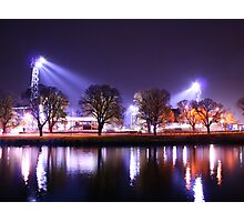 Olympic Park  Melbourne Photographic Print