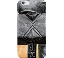 Medieval knight - Management Made Easy iPhone Case/Skin