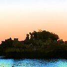 Island Silhouette by robinof