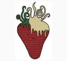 Strawberries 'n' Cream  Kids Tee