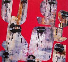 Black Jellyfish by Roy B Wilkins