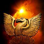 Phoenix Rising I by Mark Moskvitch
