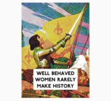 Well Behaved Women by CafePretzel