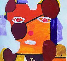 Teddy Head by Roy B Wilkins
