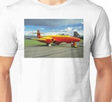 Gloster Meteor D.16 WH453/L Unisex T-Shirt