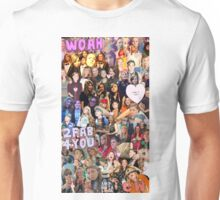 The Holy Trinity collage Unisex T-Shirt