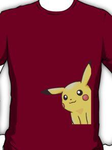 eavesdropping pikachu  T-Shirt