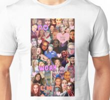 Mamrie Hart collage Unisex T-Shirt