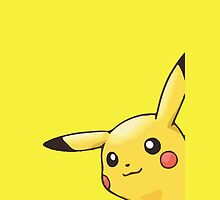 eavesdropping pikachu  by diffy2009