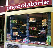 Temptation - Swiss Chocolates - Lausanne by chijude