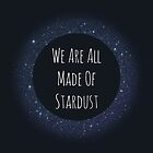 Stardust by wordquirk